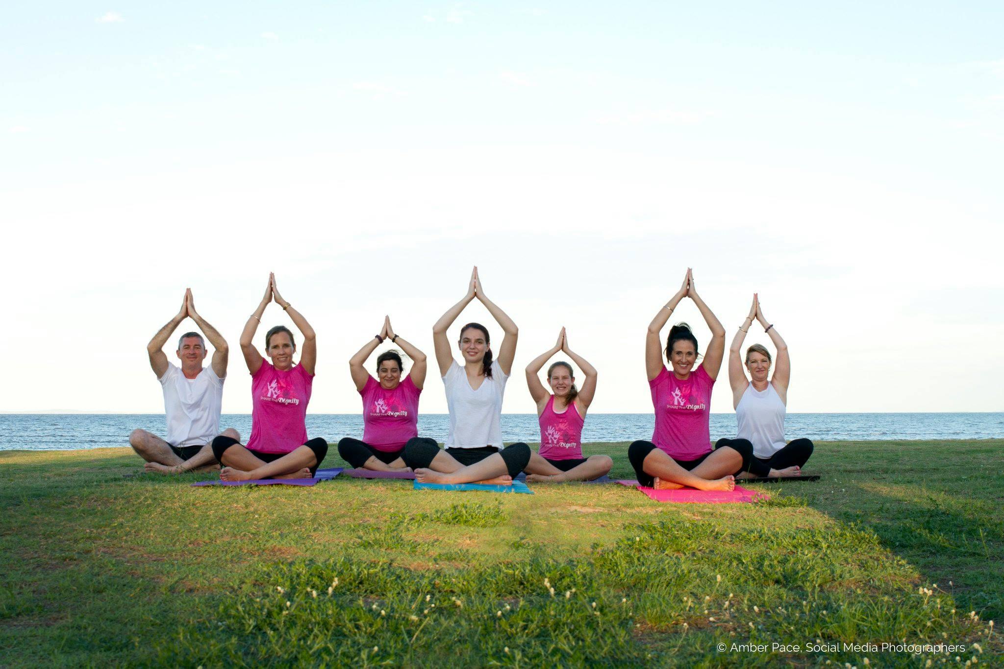 Move4Dignity - Yoga