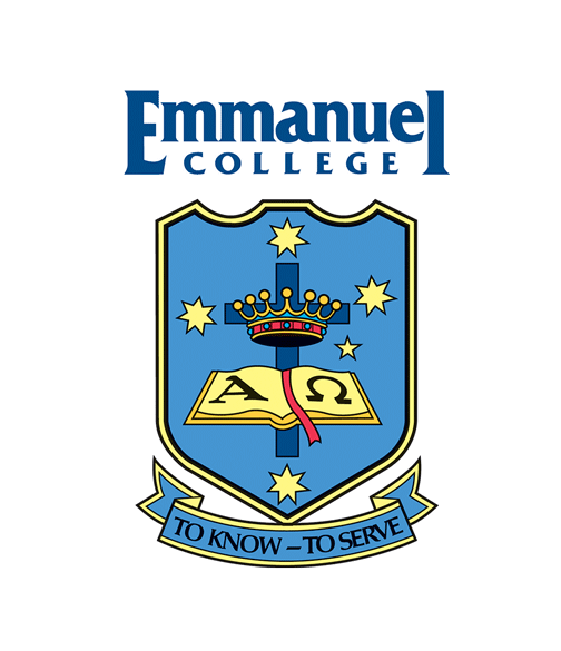 Share the Dignity image 'Emmanuel College' logo
