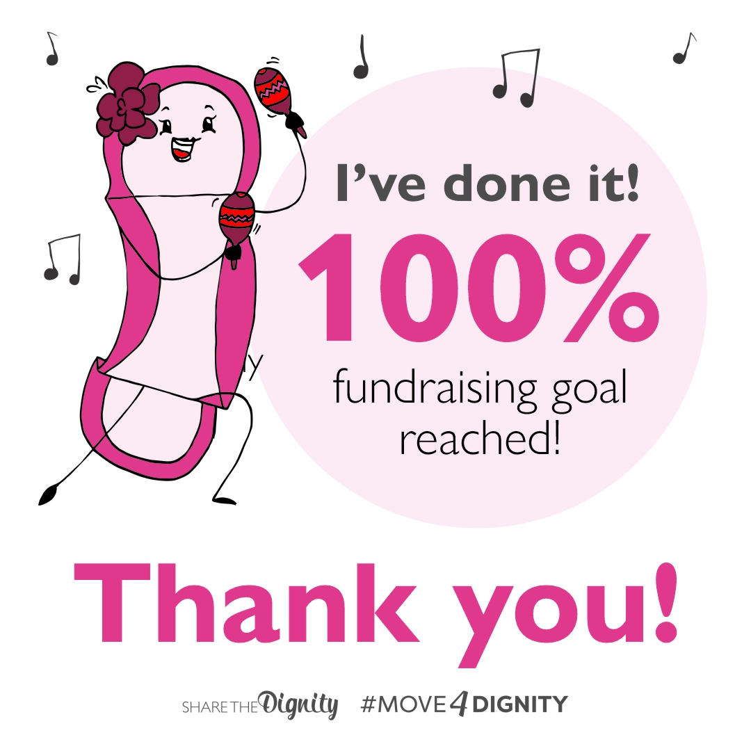 Move4Dignity_I've reached 100%