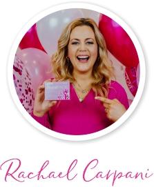 Birthday Fundraiser - Rachael Carpani