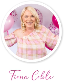 Birthday Fundraiser - Fiona Coble