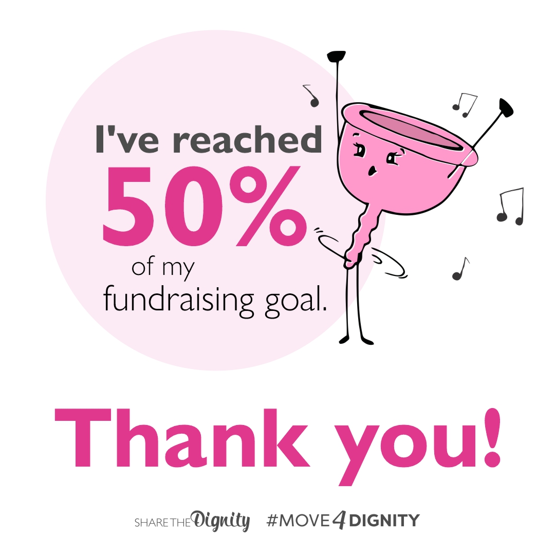 Move4Dignity_I've reached 50%